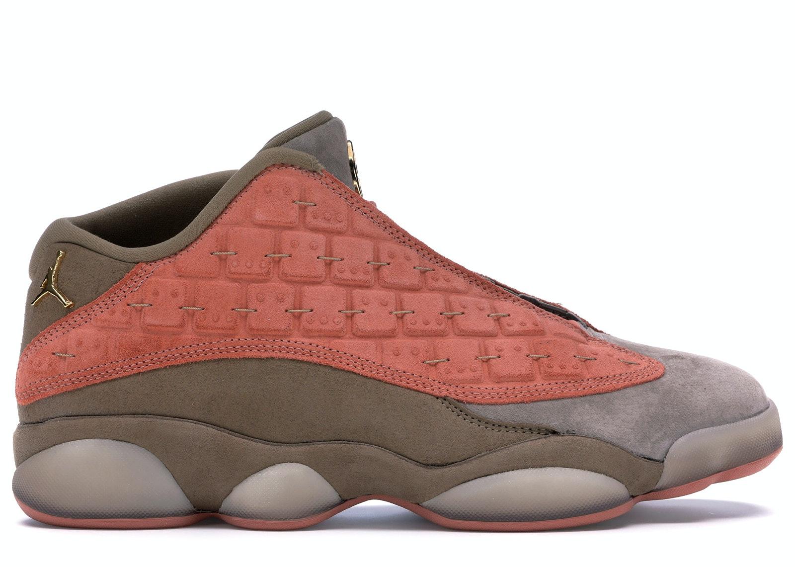 Jordan 13 Retro Low Clot Sepia Stone