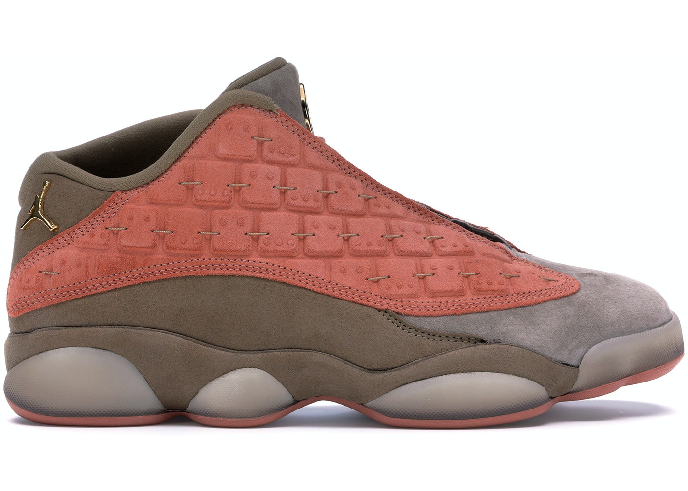 big sale f8d4a fbebc Jordan 13 Retro Low Clot Sepia Stone