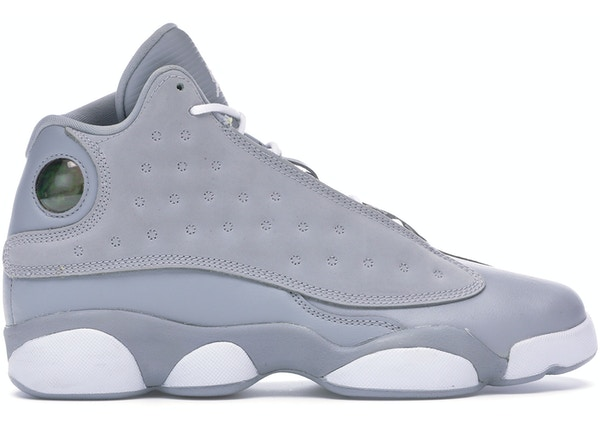 online store 91ad1 1421f Jordan 13 Retro Wolf Grey Deadly Pink (GS)