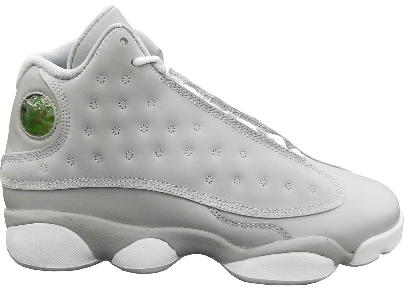 newest collection c1462 ec93c ... Jordan 13 Retro Wolf Grey Deadly Pink (GS) Air ...