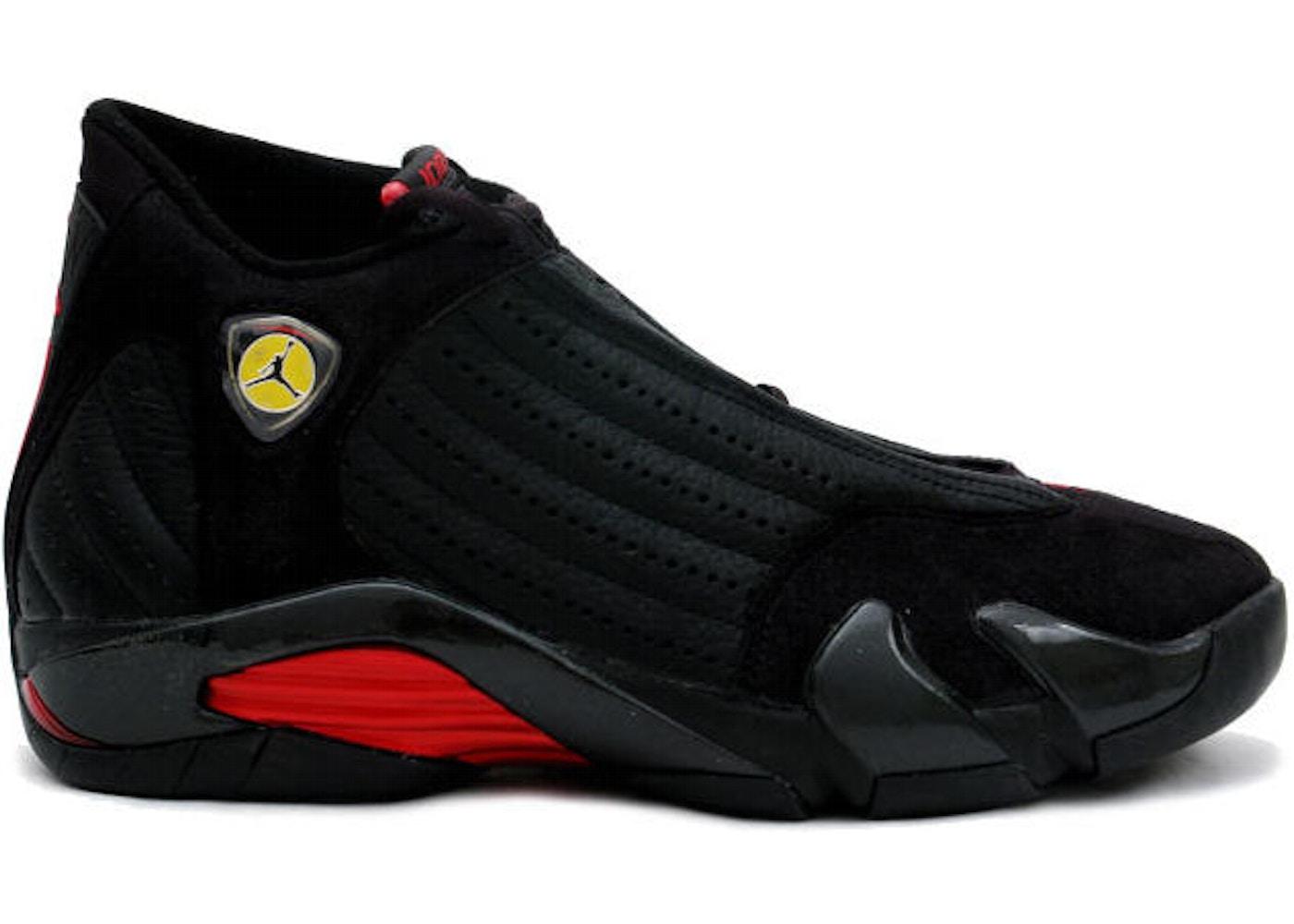 size 40 d7524 6c90c Jordan 14 OG Last Shot (1999)