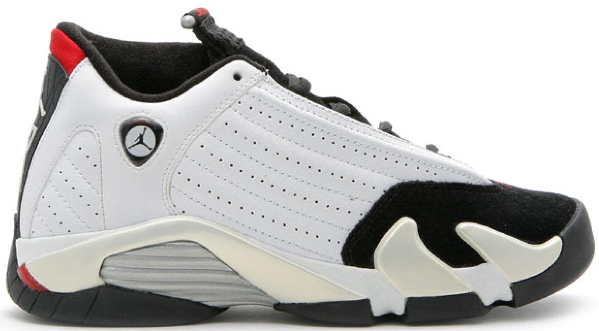 Jordan 14 Retro Black Toe 2006 (GS