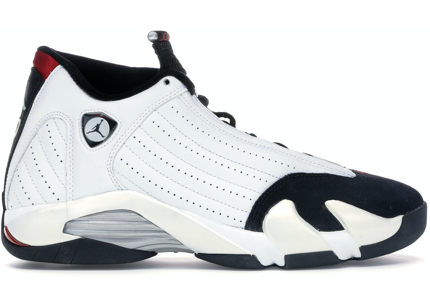 promo code 0d74e fb943 Jordan 14 Retro Black Toe (2006)
