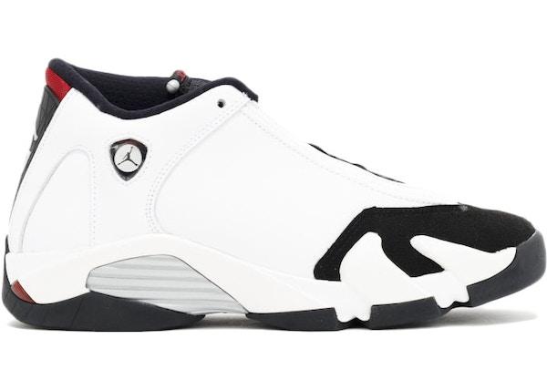 new products b8d5c 5e7e1 Jordan 14 Retro Black Toe 2014 (GS) - 654963-102