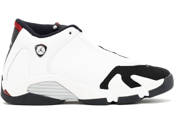 separation shoes 4b178 1b958 Jordan 14 Retro Black Toe 2014 (GS)