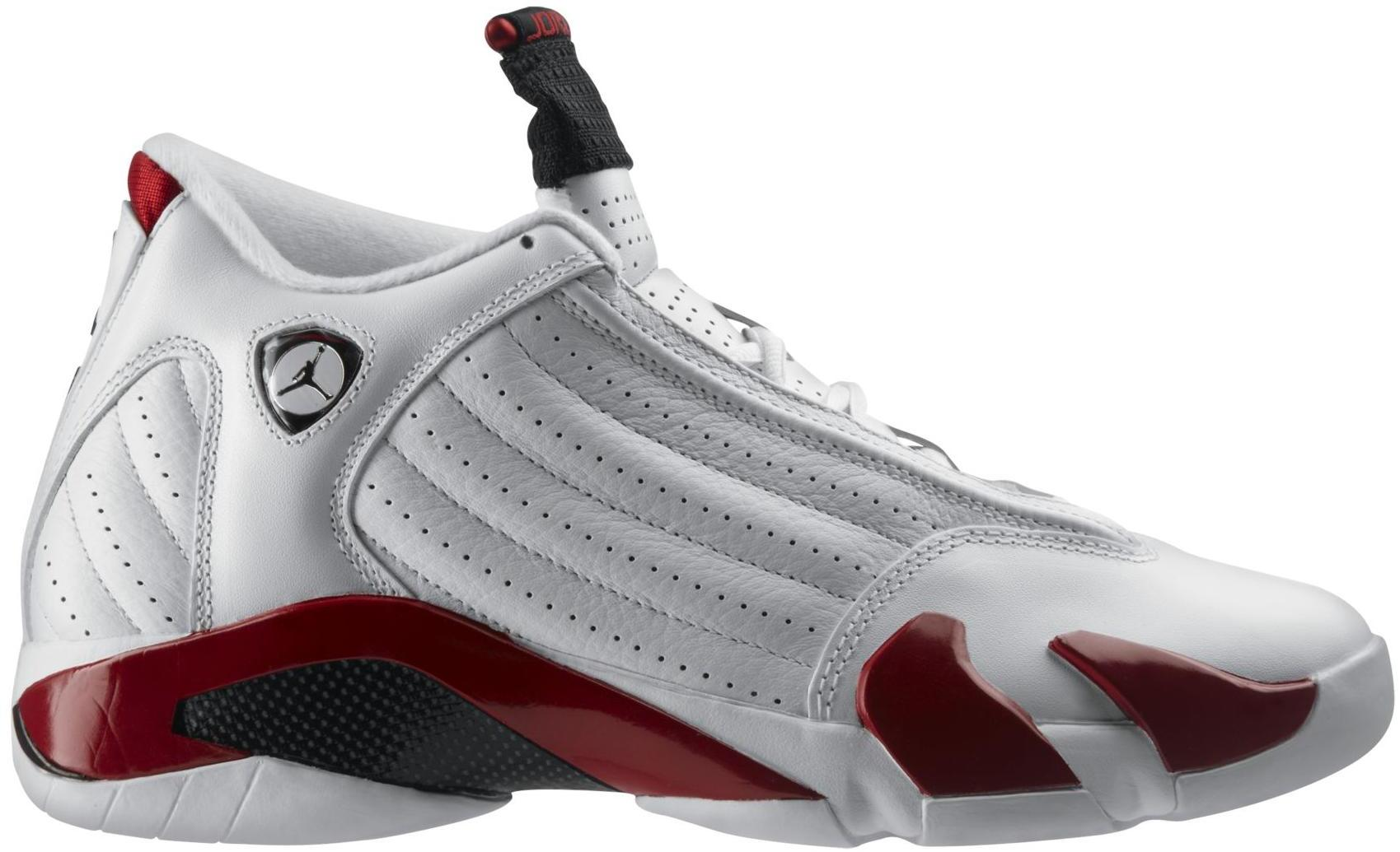 air jordan 14 candy cane for sale
