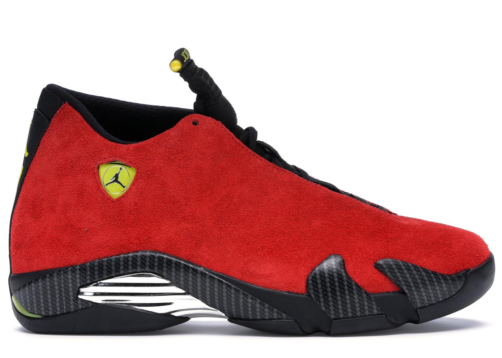 Jordan 14 Retro Challenge Red - 654459-670