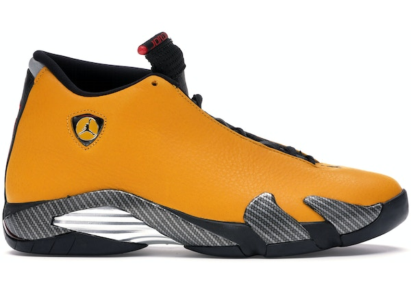 more photos 570ce 41096 Jordan 14 Retro Ferrari University Gold