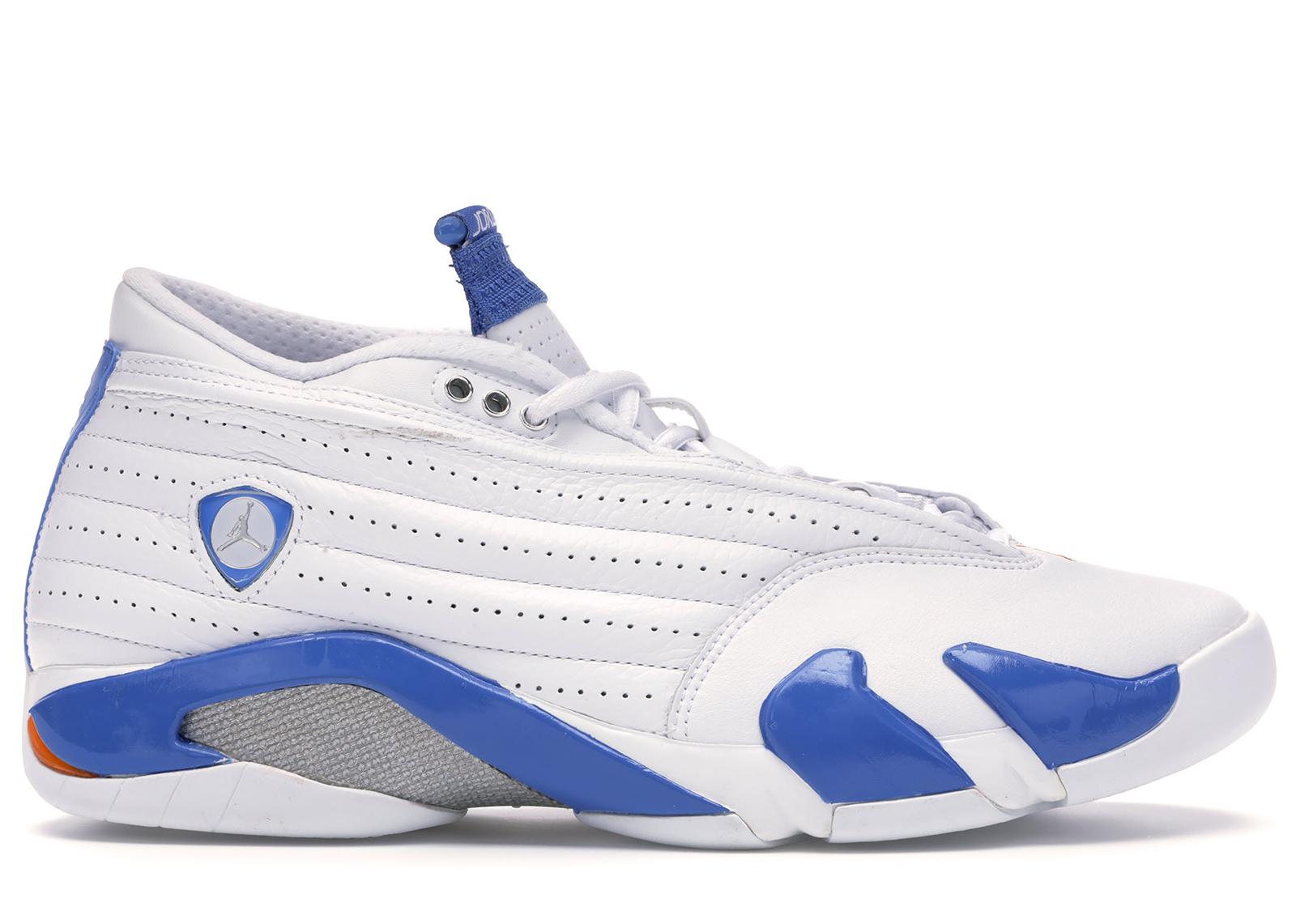 Jordan 14 Retro Low Pacific Blue
