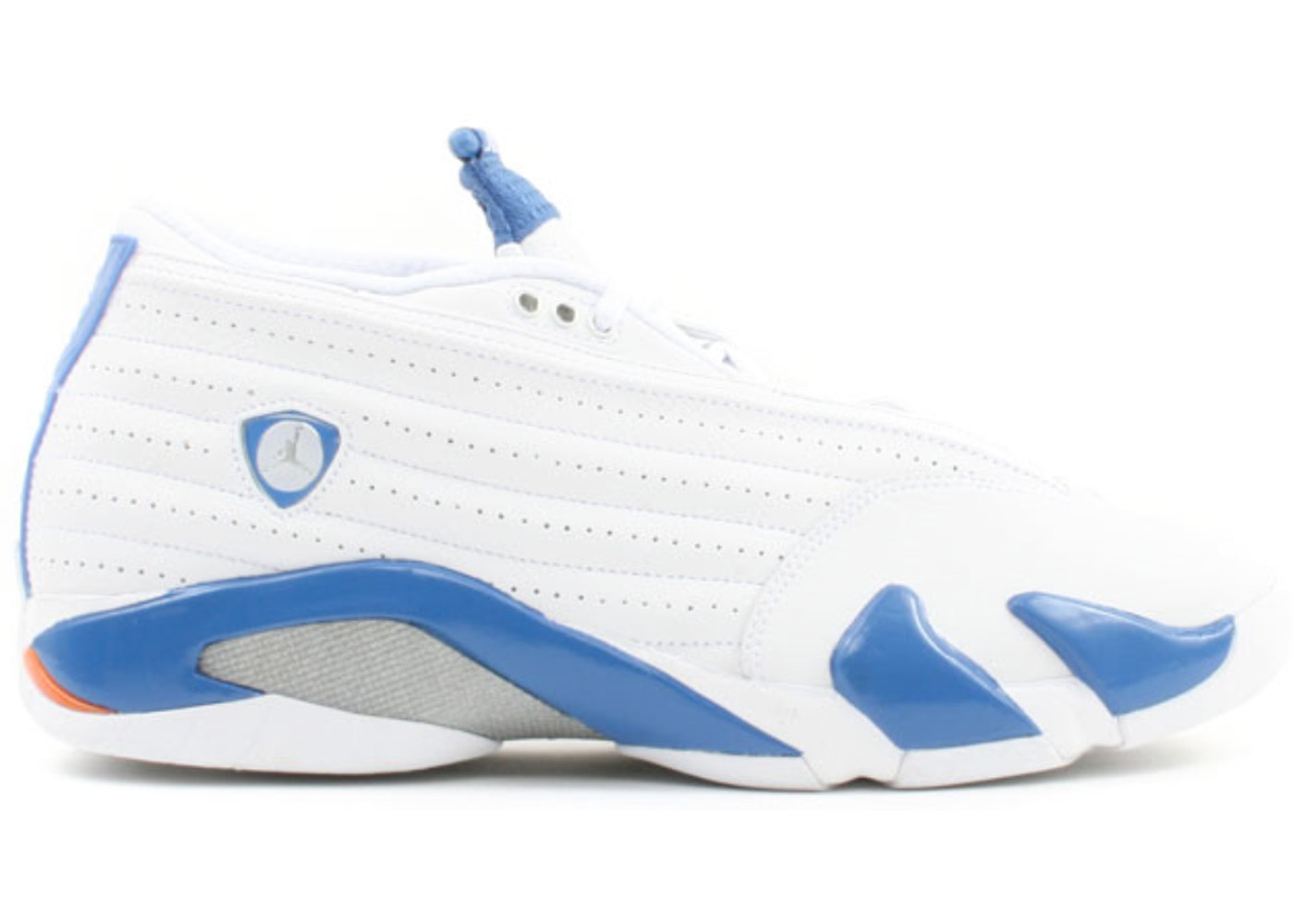 60bafb88c3f Sell. or Ask. Size: 9.5. View All Bids. Jordan 14 Retro Low Pacific Blue