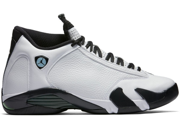 best service 22526 bed3a Jordan 14 Retro Oxidized Green (2016)
