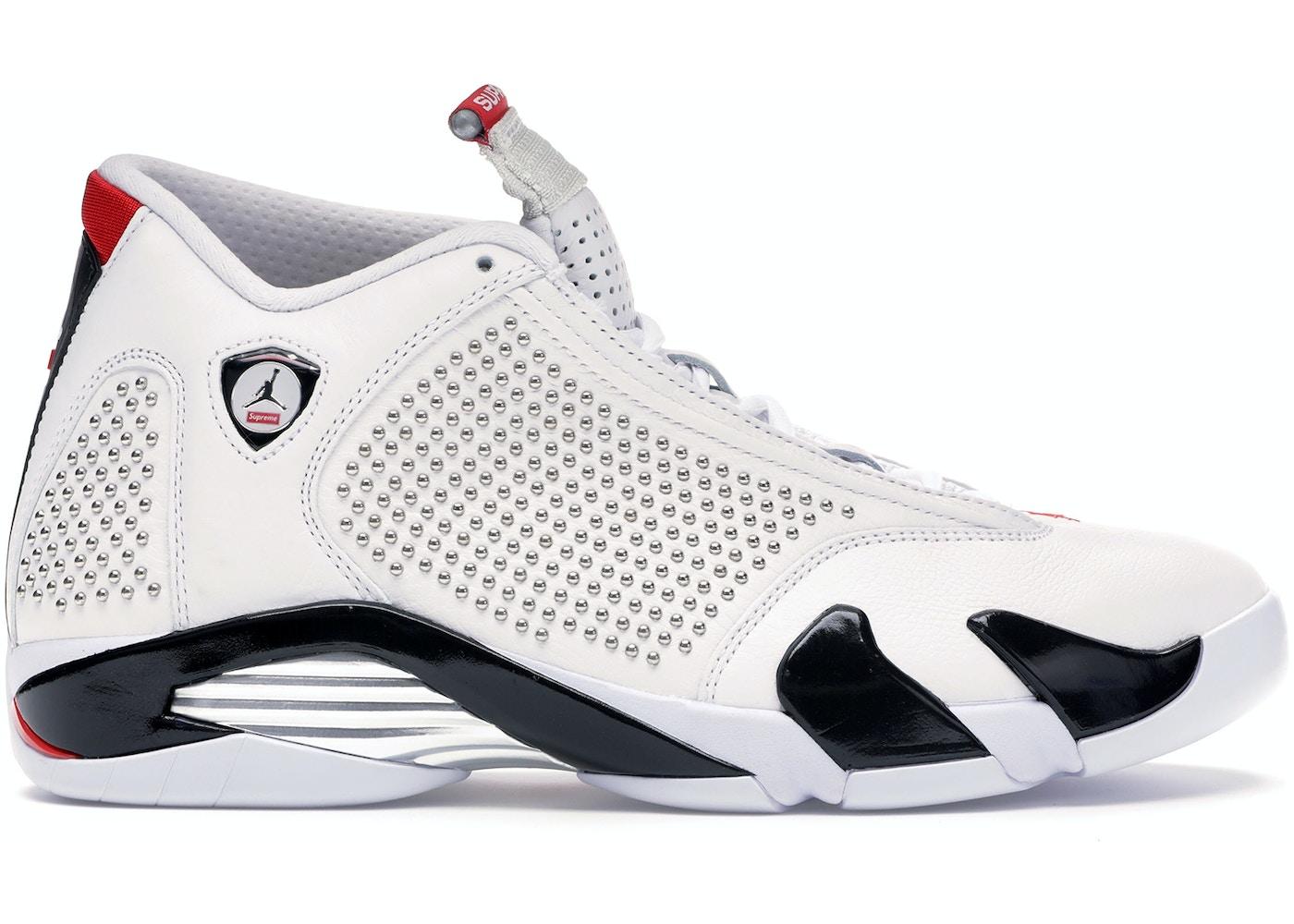 newest collection 6b46e 8c029 Jordan 14 Retro Supreme White