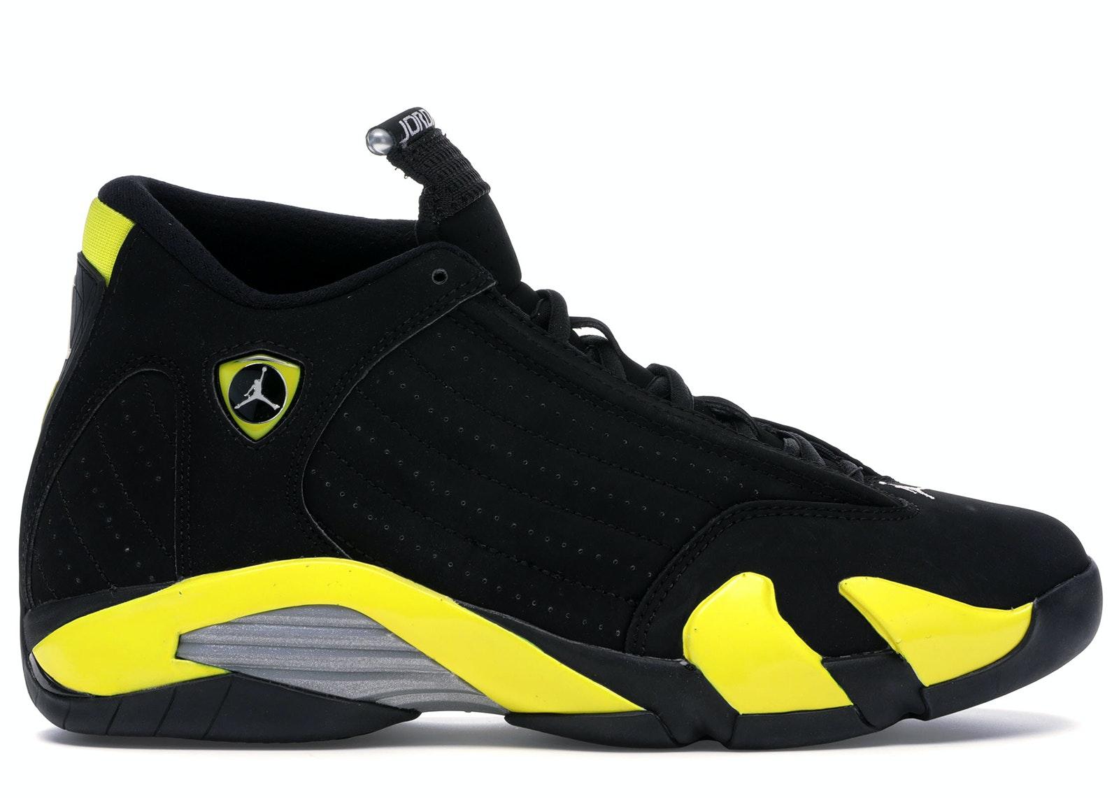 Jordan 14 Retro Thunder