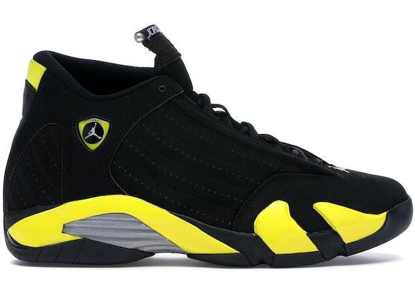 Jordan 14 Retro Thunder - 487471-070 7c61f67af