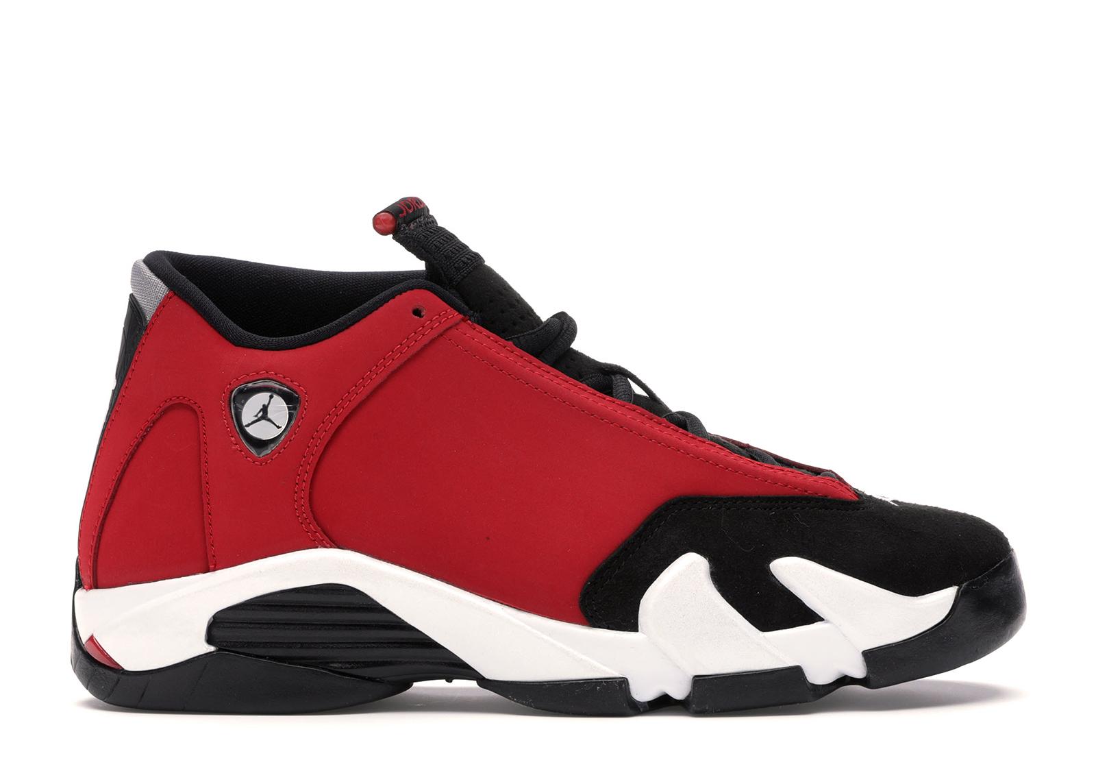 Jordan 14 Retro Gym Red Toro (GS