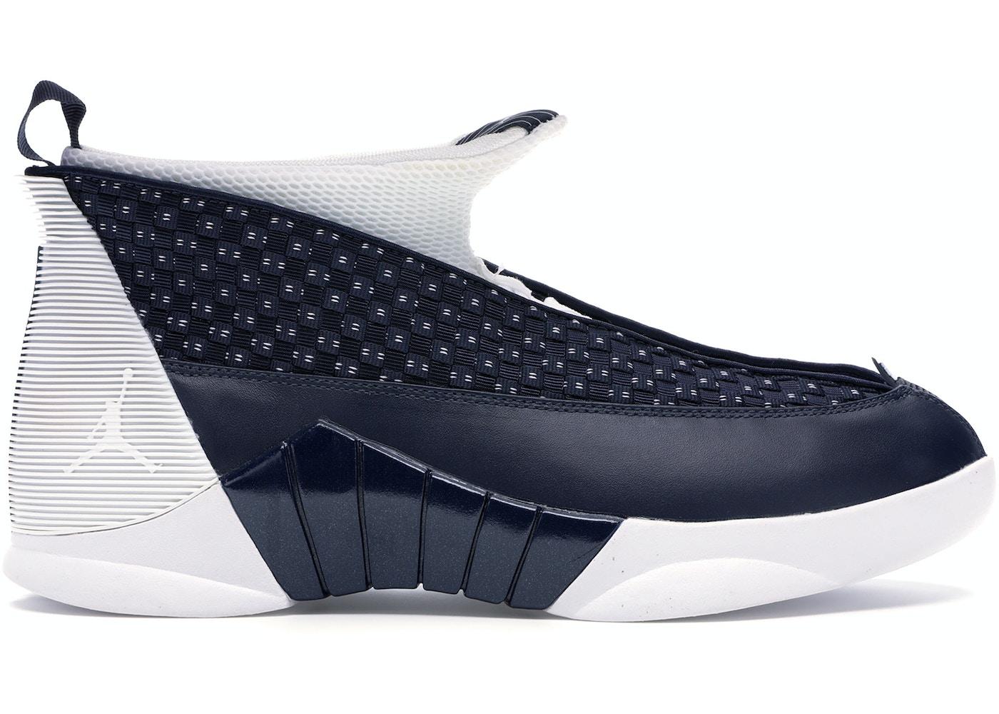 huge selection of 2f4d1 22232 Buy Air Jordan 15 Shoes   Deadstock Sneakers