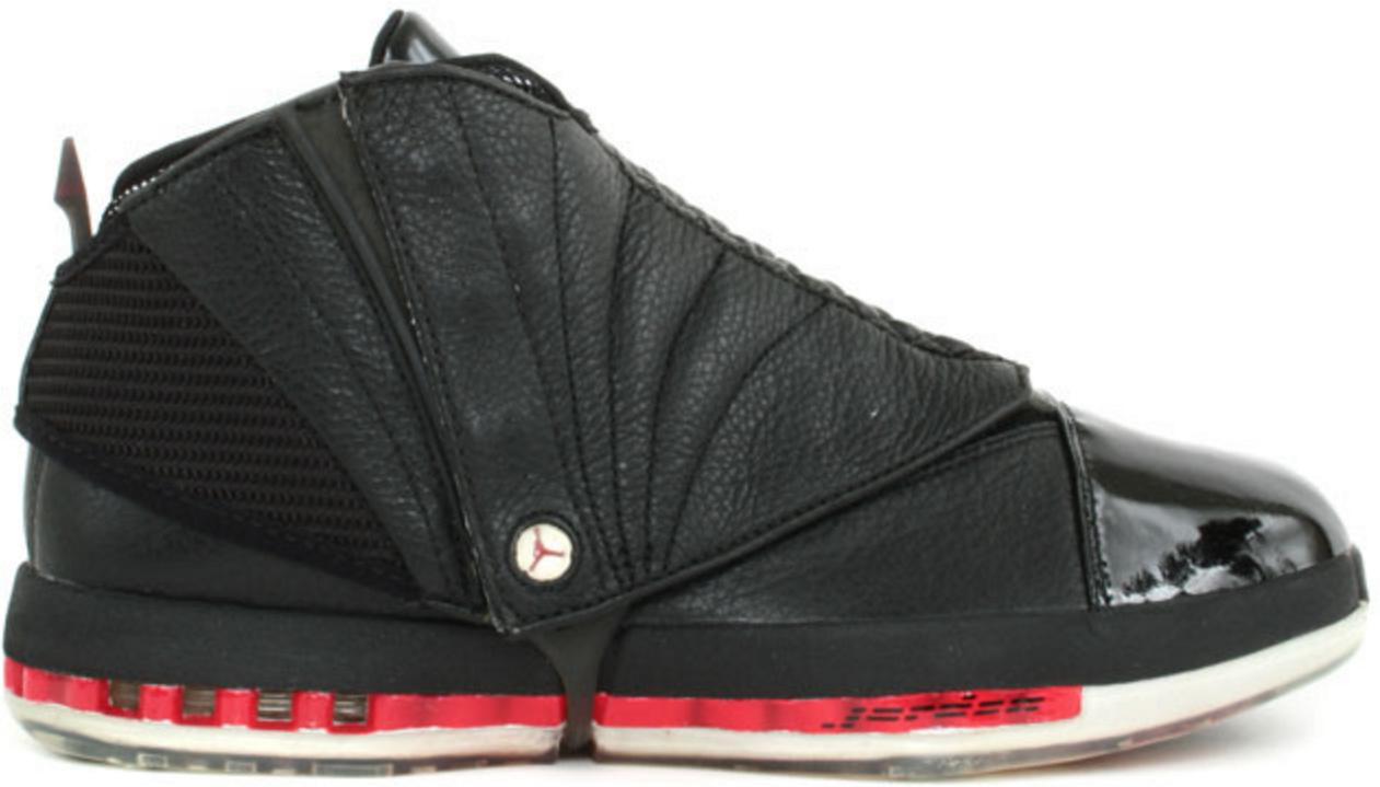 Air Jordan 16 Shoes \u0026 Deadstock Sneakers