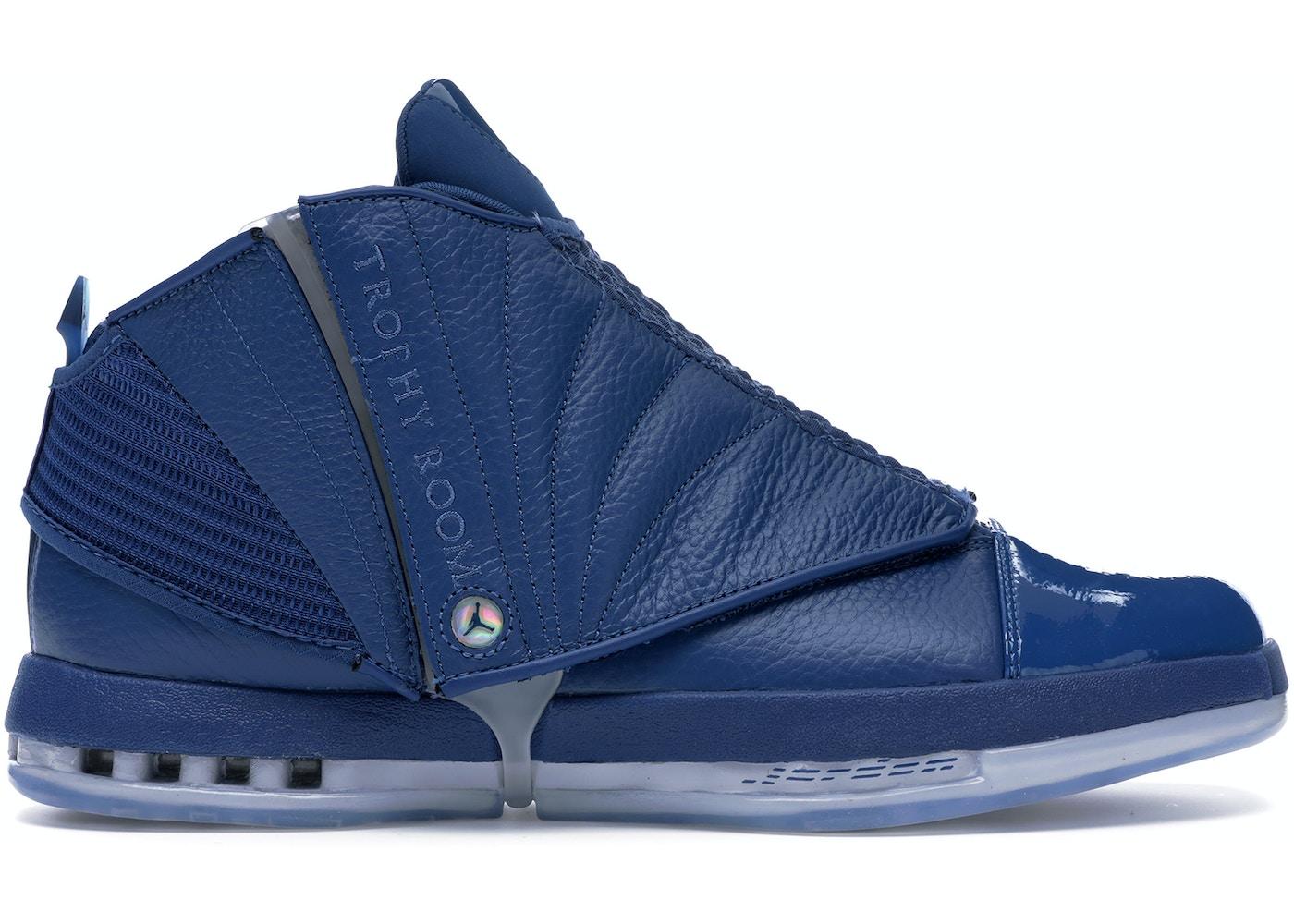 12339b94962c Jordan 16 Retro Trophy Room French Blue - 854255-416