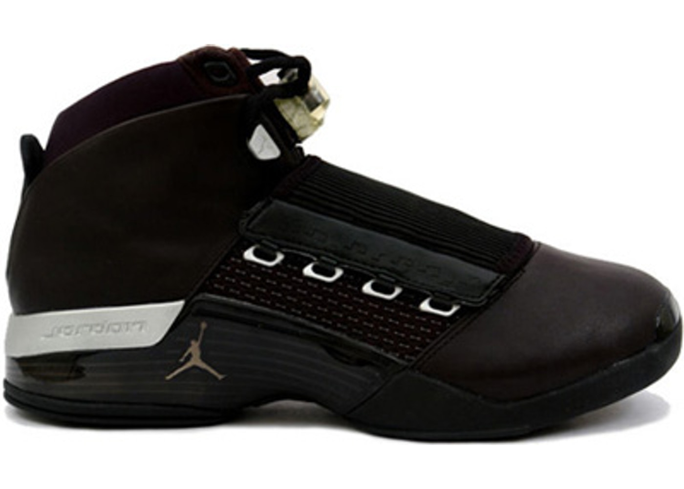 b42833887bd Sell. or Ask. Size  11. View All Bids. Jordan 17 Black Metallic Silver ...