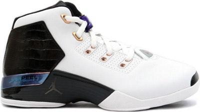 Jordan 17 OG White Black Copper