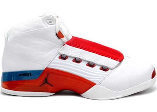 9938fc251d4 Air Jordan 17 Shoes - Average Sale Price