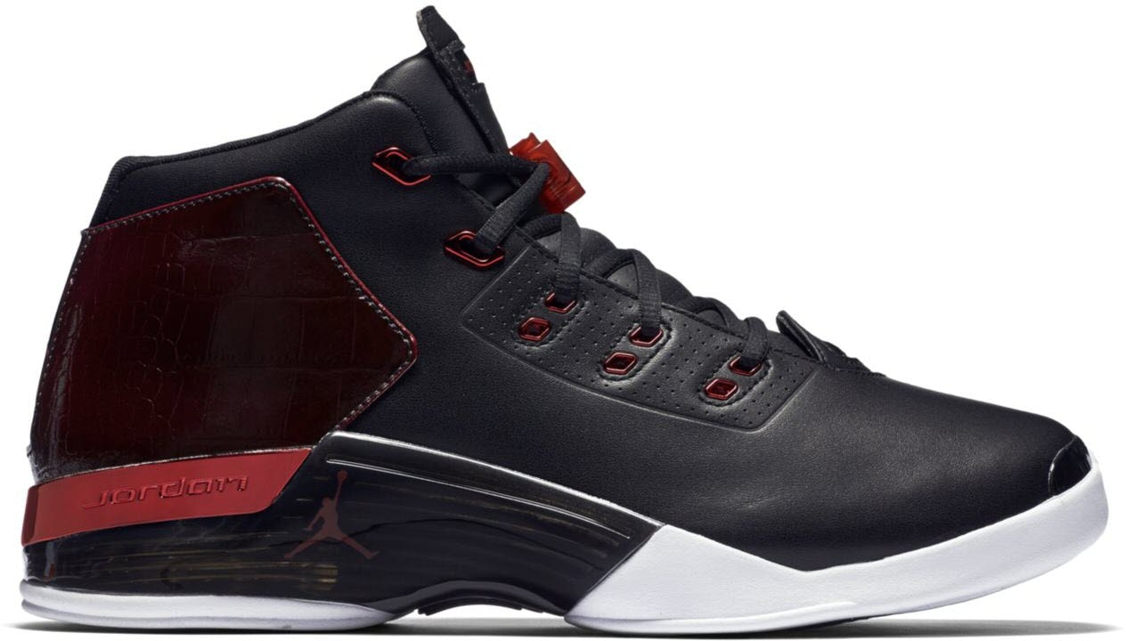 Jordan 17 Retro Chicago Bulls