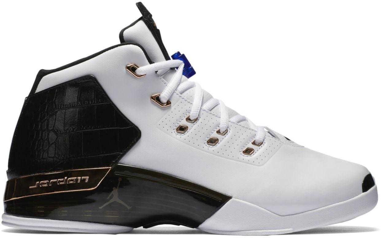 Jordan 17 Retro Copper (2016)