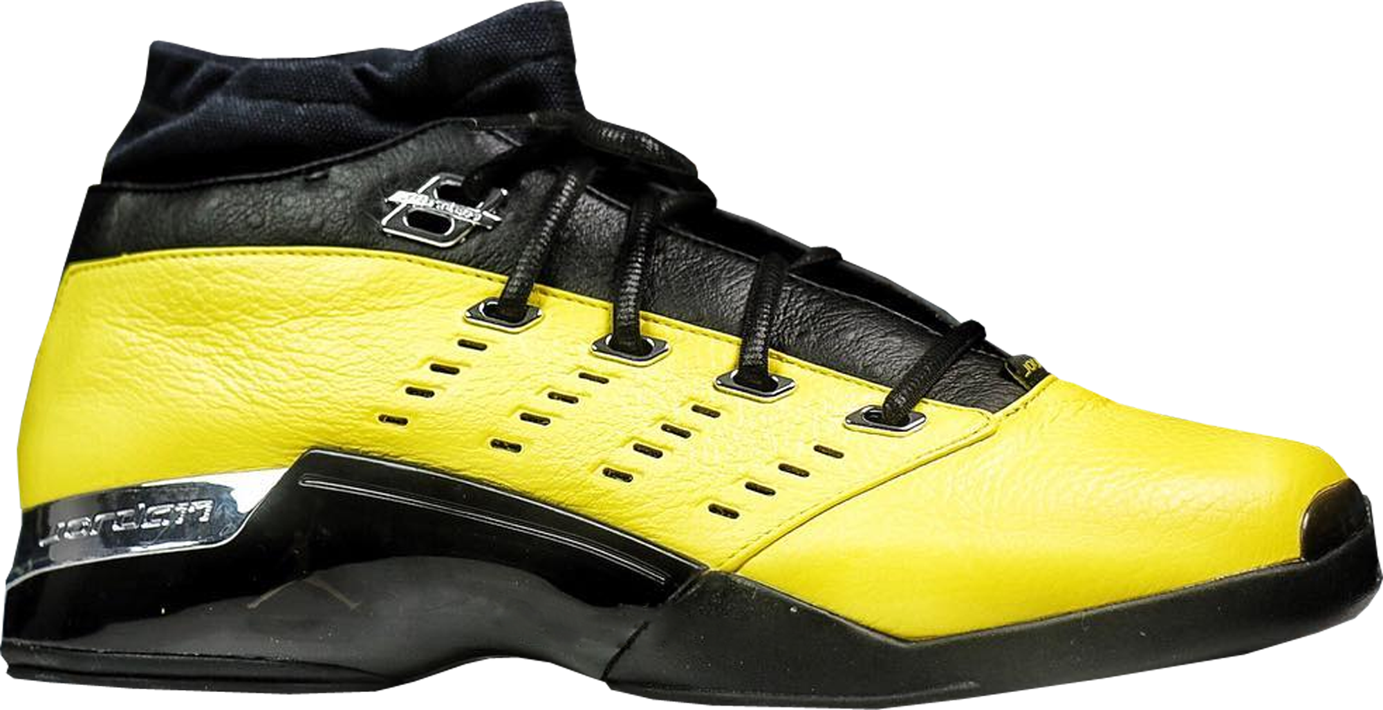 Jordan 17 Retro Low SoleFly Alternate Lightning