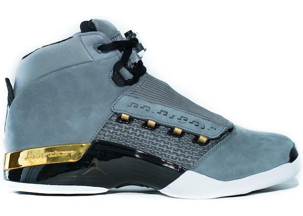d7400a855bf576 Air Jordan 17 Shoes - Average Sale Price