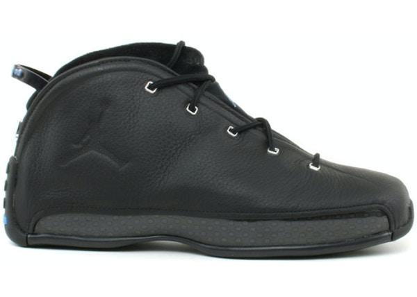 new concept 36ab6 01a92 Jordan 18.5 OG Black Chrome Blue - 306890-002