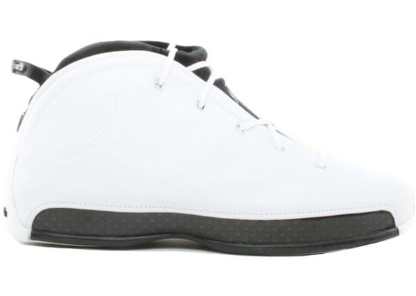 999462dbbf1 Jordan 18.5 OG White Black Chrome - 306890-101