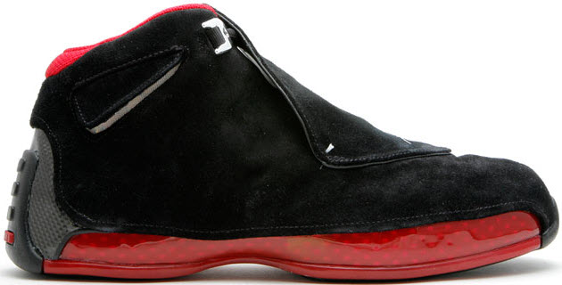 Retro Air Jordan 18 | Buy and Sell Authentic Shoes:Retro Air ...