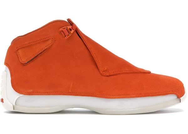 8bdae2c79f0 Air Jordan 18 Size 7 Shoes - Release Date