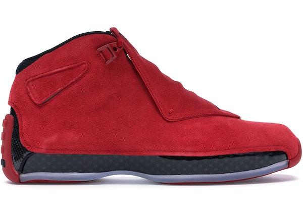 1701cb68cca9ea Jordan 18 Retro Toro - AA2494-601