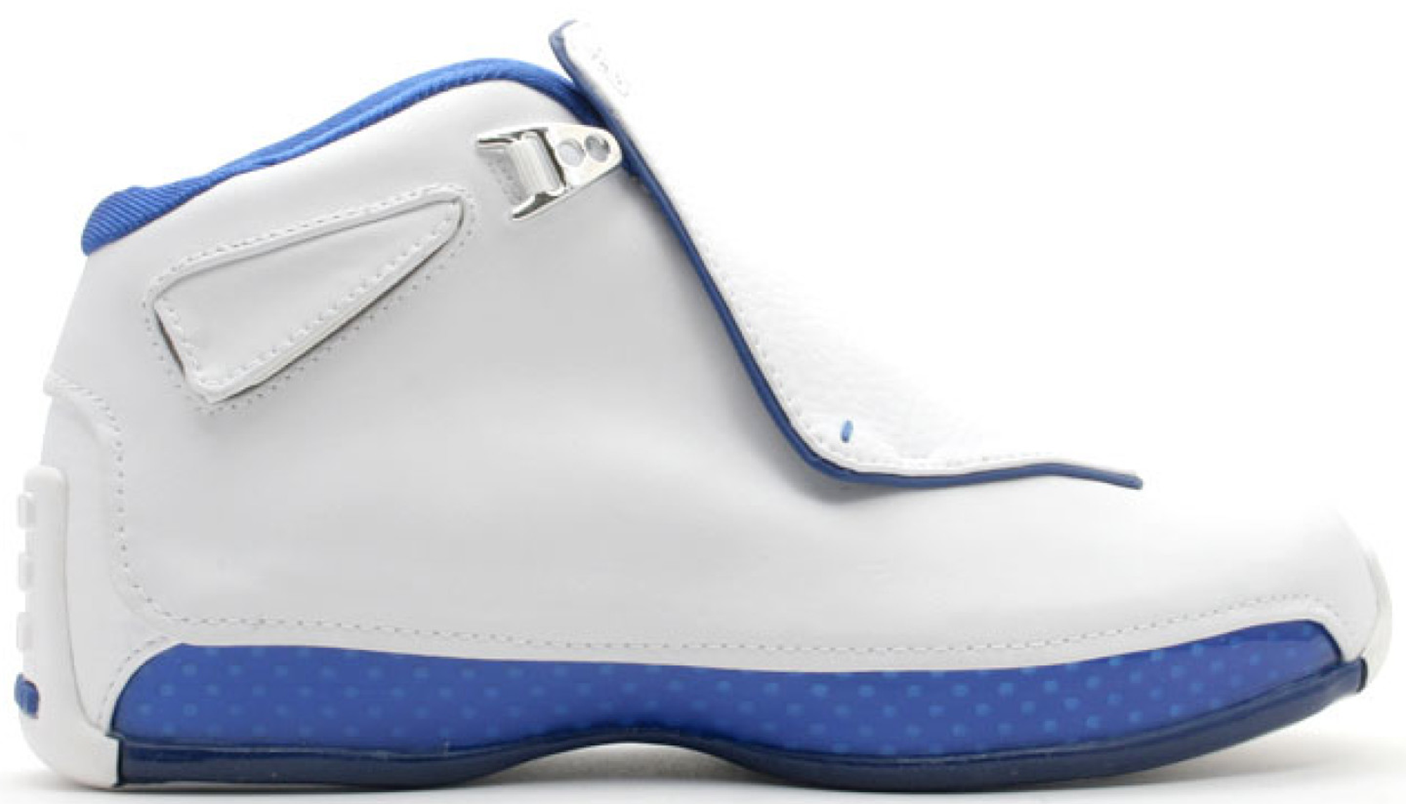 Jordan 18 White Sport Royal (GS)