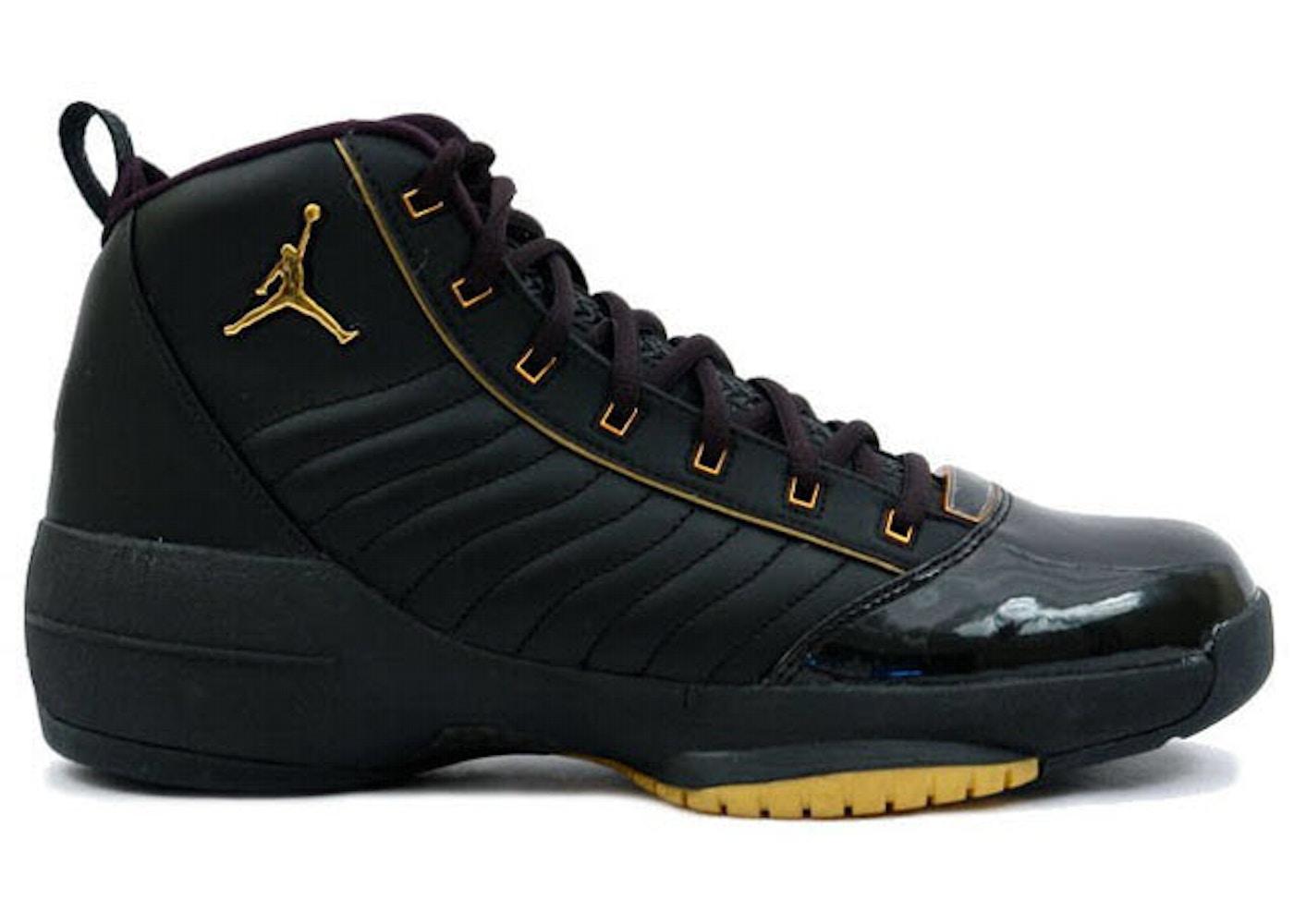6198b034b2adbc Sell. or Ask. Size  10. View All Bids. Jordan 19 OG SE Black Metallic Gold