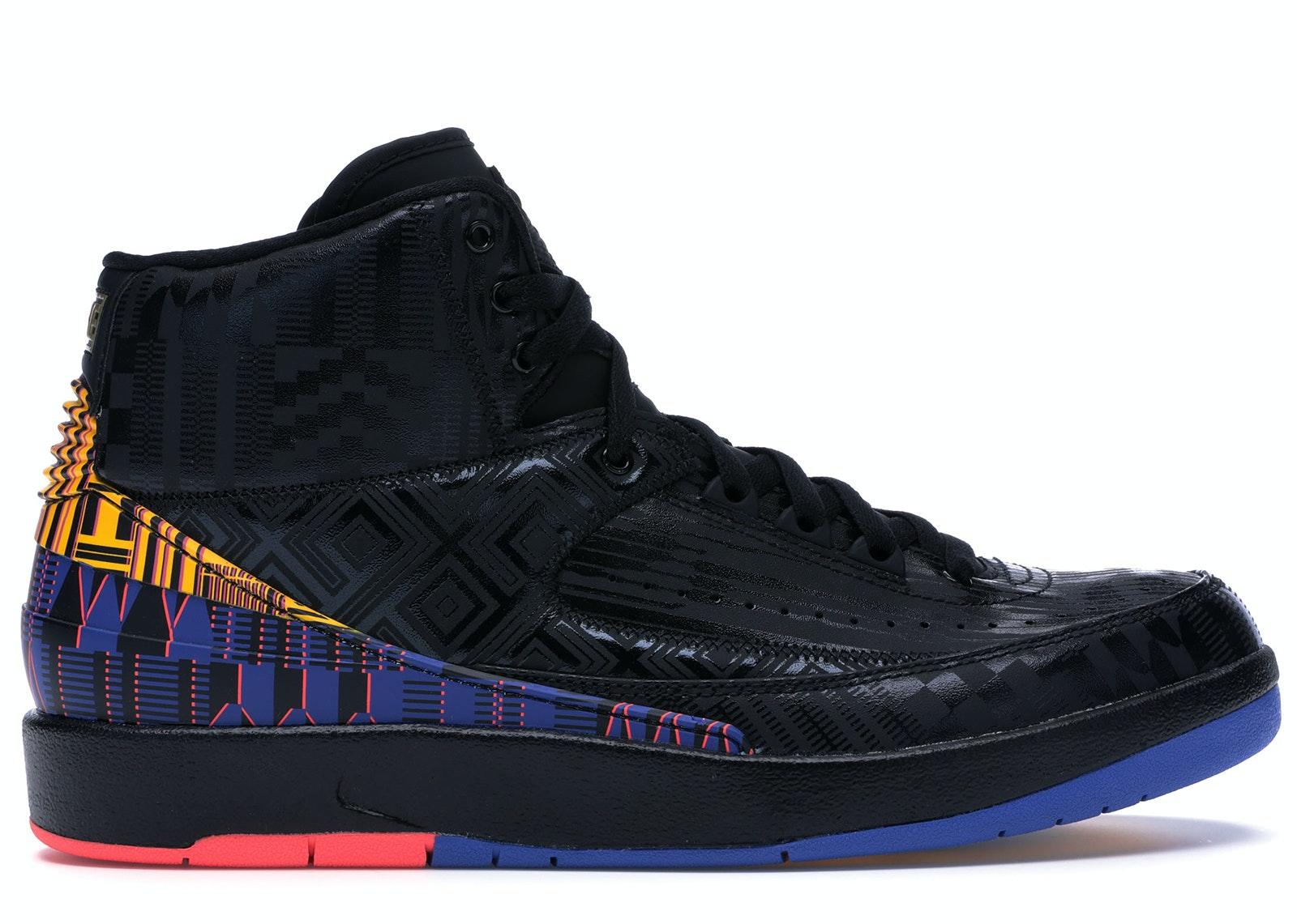 Jordan 2 Retro Black History Month (2019)