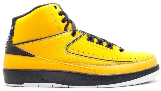 Jordan 2 Retro QF Candy Pack Yellow