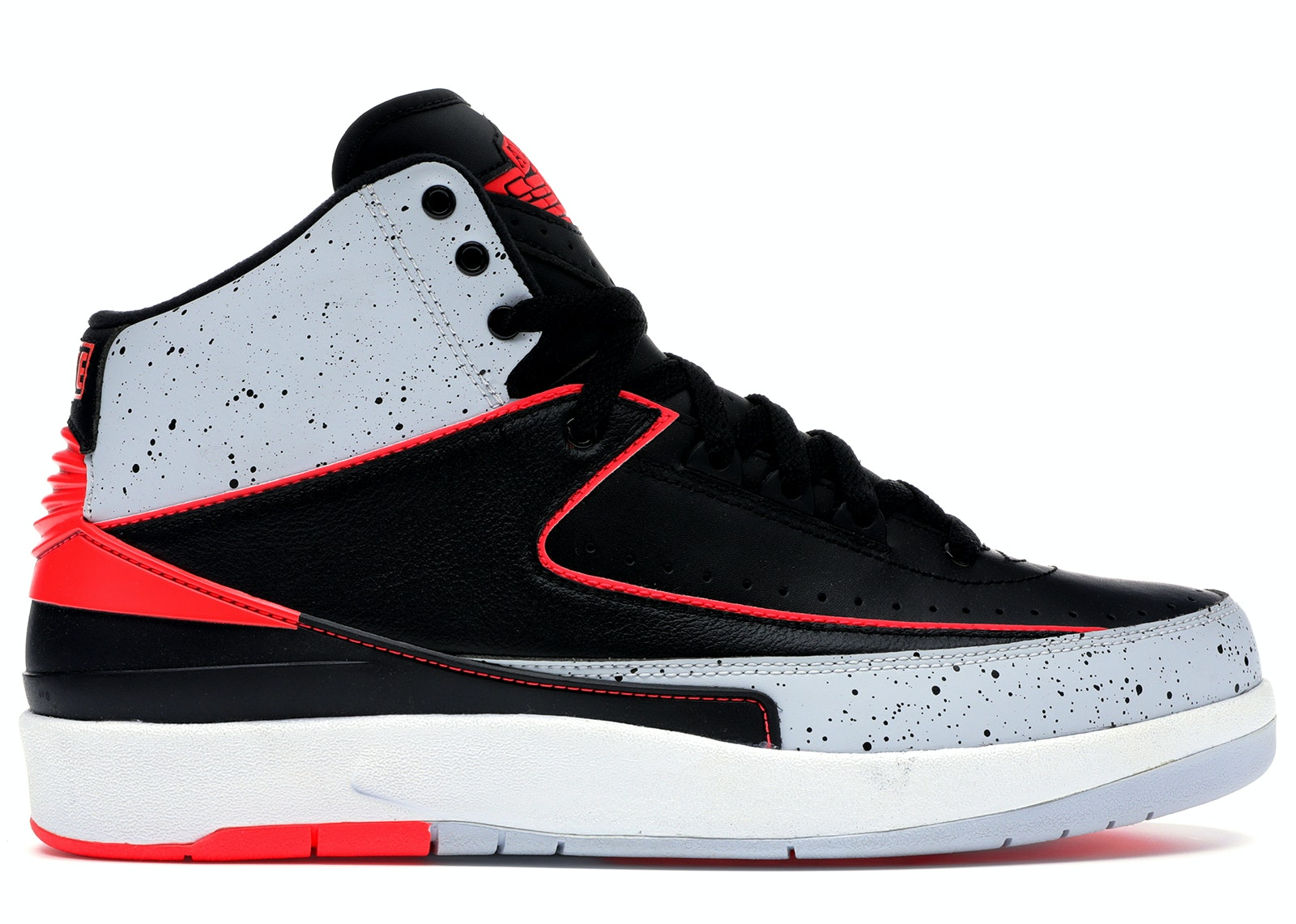 Jordan 2 Retro Infrared Cement