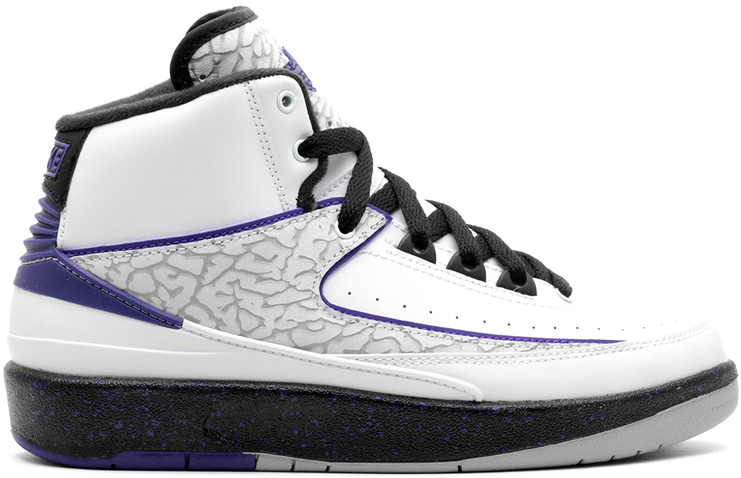 Jordan 2 Retro Dark Concord (GS)
