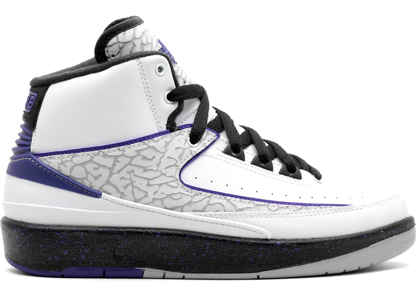 quality design 379dc 1a98a Jordan 2 Retro Dark Concord (GS)