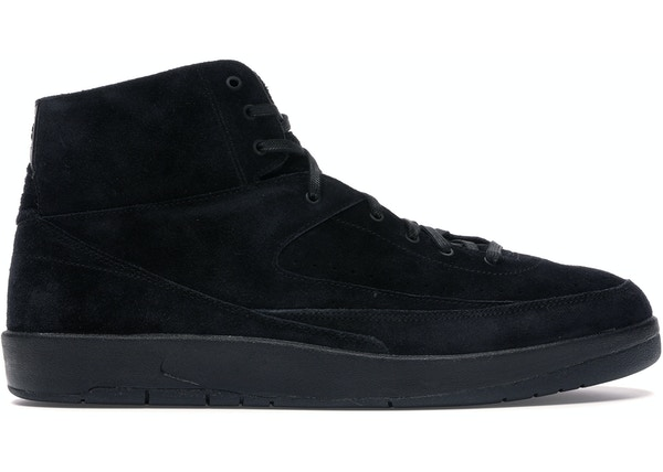 sale retailer 9cd03 6ccd4 Jordan 2 Retro Decon Black - 897521-010