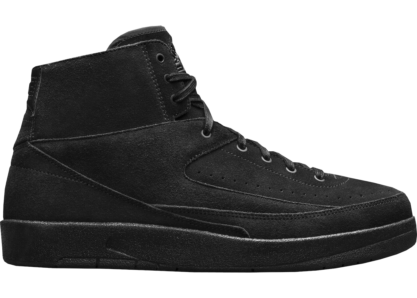 sale retailer 0ed3f 2d11d Jordan 2 Retro Decon Black - 897521-010