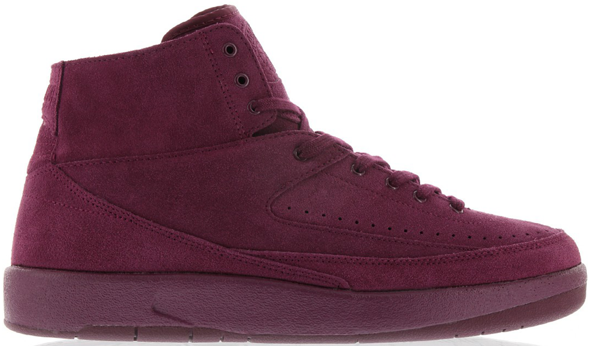 Jordan 2 Retro Decon Bordeaux