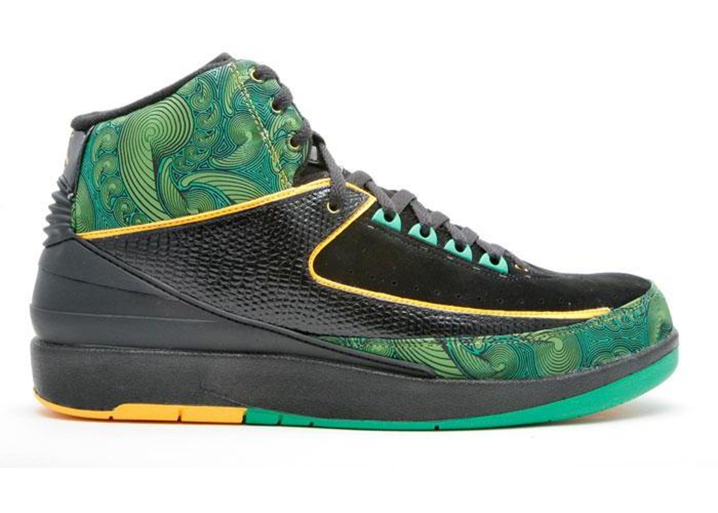separation shoes f60ef 033d2 Jordan 2 Retro Doernbecher Peacock - 318304-071