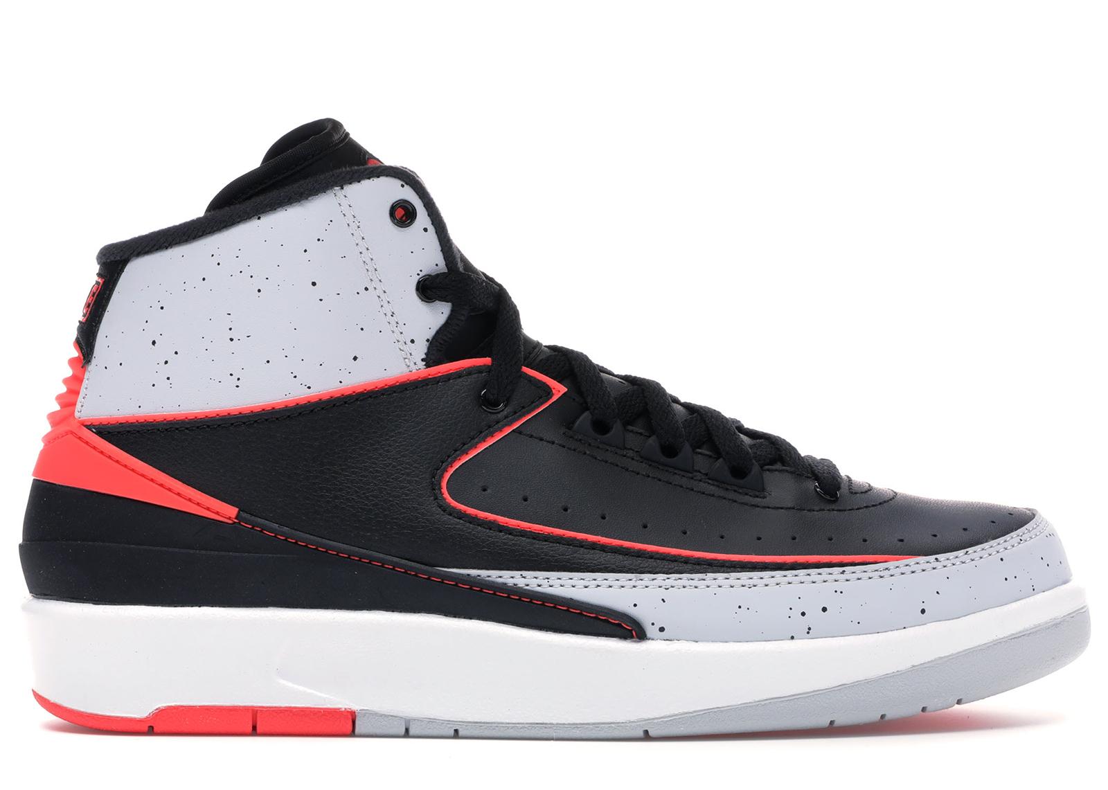 Jordan 2 Retro Infrared 23 (GS