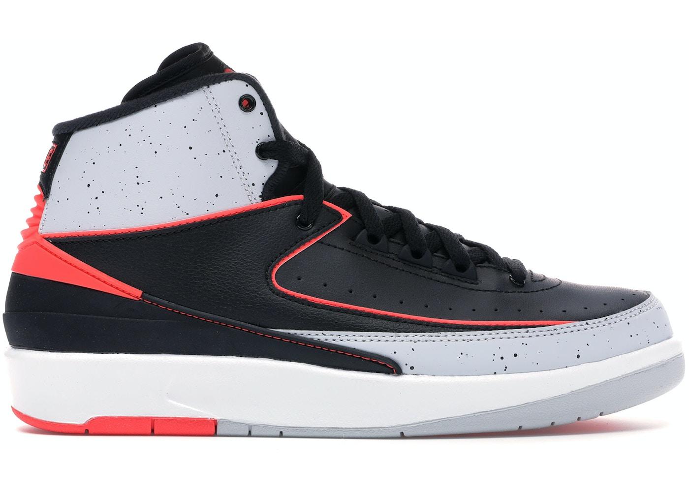 hot sale online b1b3c e00bb Jordan 2 Retro Infrared 23 (GS)