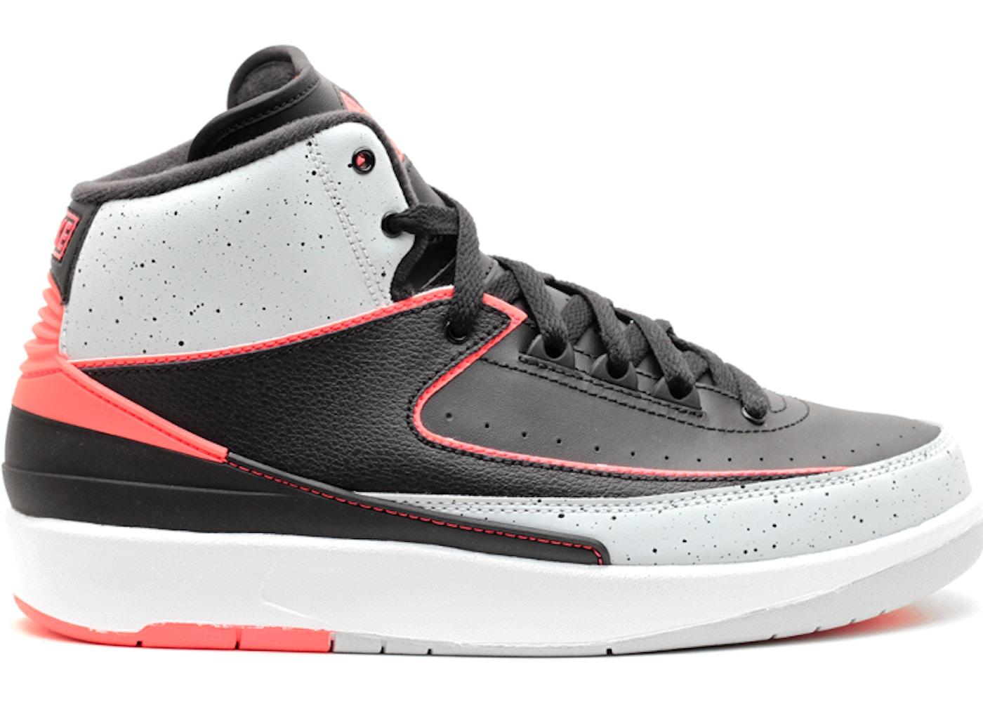 hot sale online f0823 c2026 Jordan 2 Retro Infrared 23 (GS)