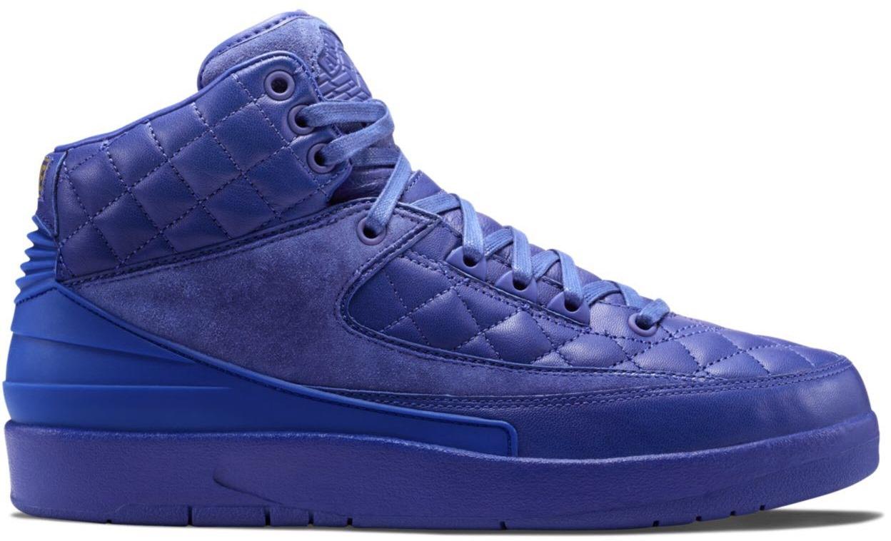 air jordan 2 just don blue