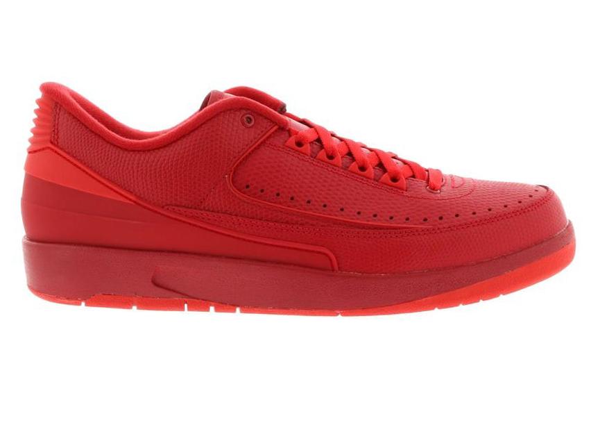 Jordan 2 Retro Low Gym Red - 832819-606